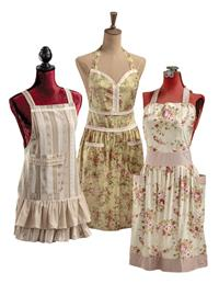 Primrose Pinafore Aprons (Set Of 3)