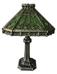 Gothic Greenhouse Lamp