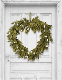 Under The Mistletoe Wreath