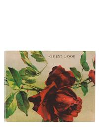 Dewy Roses Guest Book