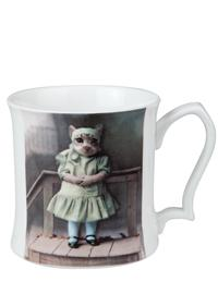 Tootsie Animal Fancy Mug