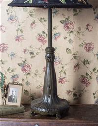 Baroque Table Lamp Base
