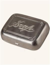 Soap Travel Container Replica
