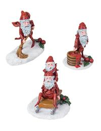 Christmas Elf Figurines (Set Of 3)