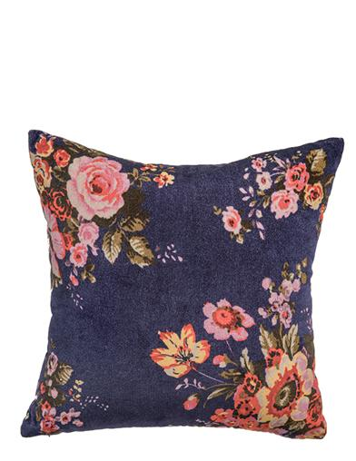 MIDNIGHT GARDEN PILLOW