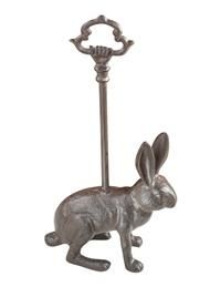 Jack Rabbit Doorstop