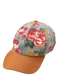 Cabbage Rose Ball Cap