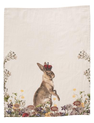 MATRIARCH OF THE MEADOW TEA TOWEL