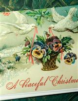 Peaceful Christmastide (Pkg Of 15 Holiday Cards)