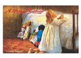 Evening Prayers (Pkg Of 15 Holiday Cards)